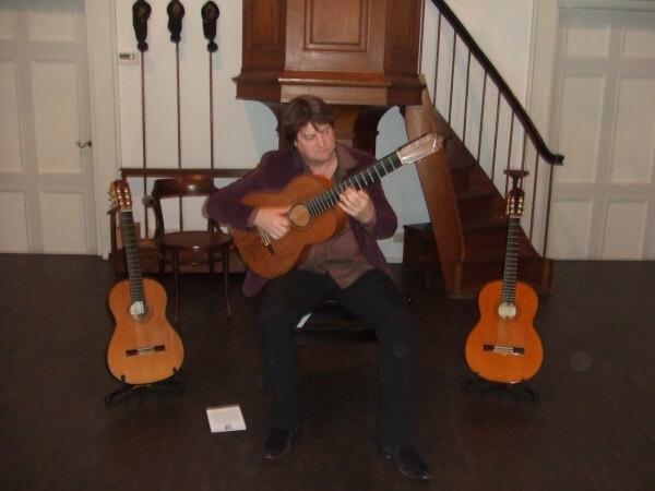 Uitverkochte zaal genoot van meesterlijk gitaarspel