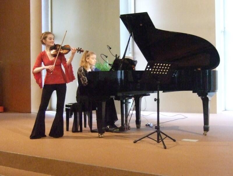 Recensie recital Noa Wildschut en Elisabeth Brauss