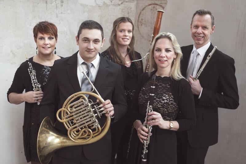 Amsterdam Wind Quintet: Muzikaal vuurwerk uit Wenen