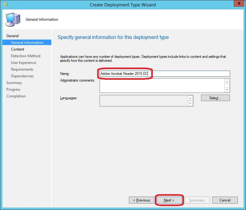 deploy adobe acrobat reader 2015 dc with configmgr 2012 system rh scconfigmgr com Adobe Acrobat PDF adobe acrobat dc deployment guide