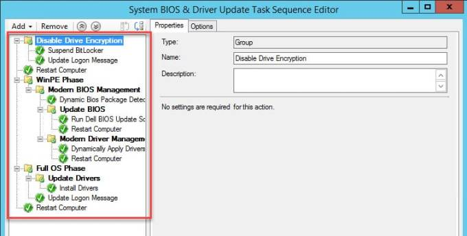 Maintaining BIOS & Drivers Post Windows Deployment | | System Center
