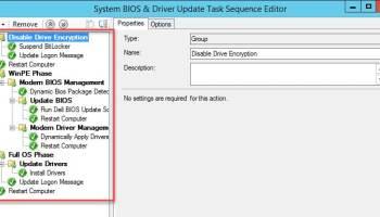 Modern BIOS Management – Lenovo Systems | | System Center
