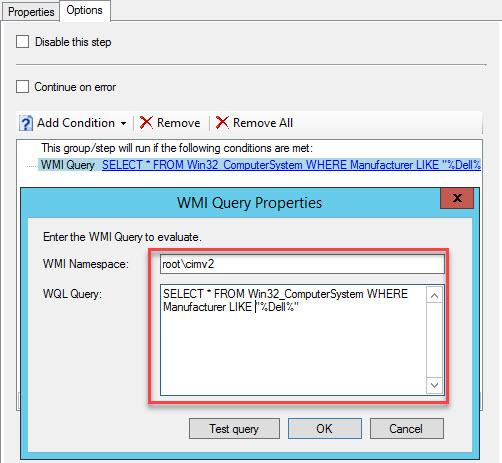 Modern BIOS Management | System Center ConfigMgr