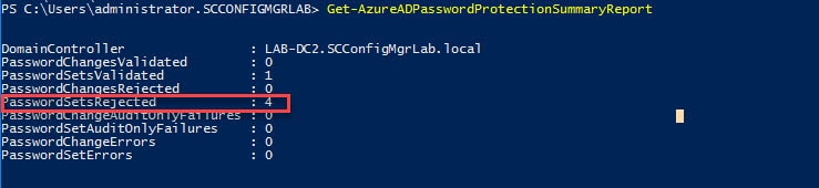Implementing Modern Security Tools – Part 1 – Azure AD Password