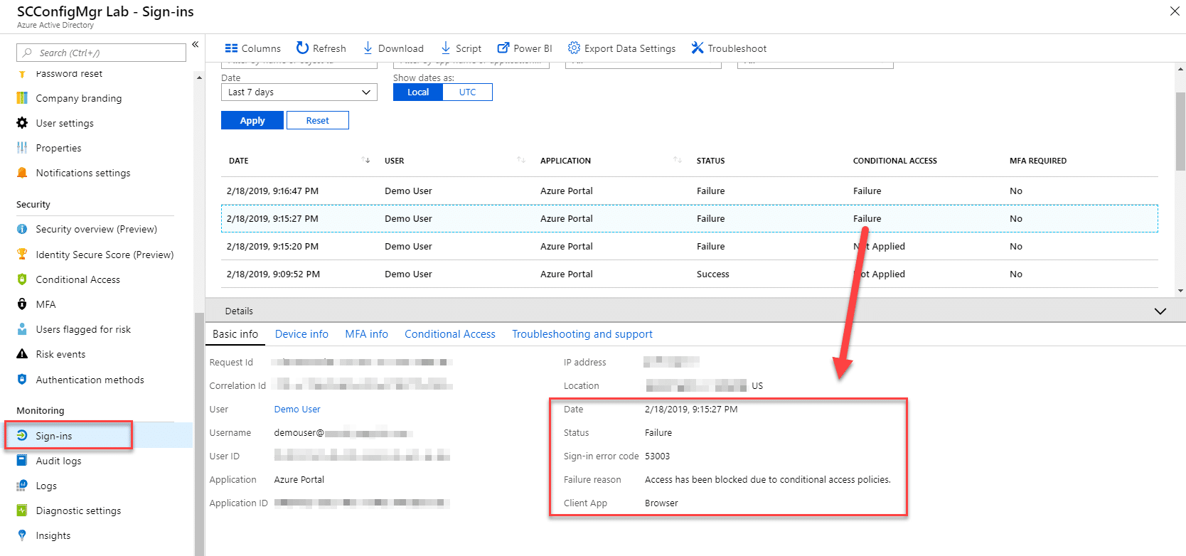 Implementing Modern Security Tools – Part 3 – Conditional Access