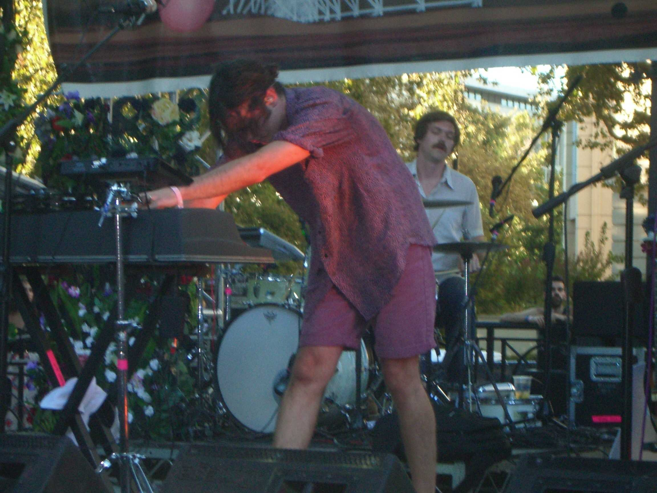 Ernest Greene of Washed Out