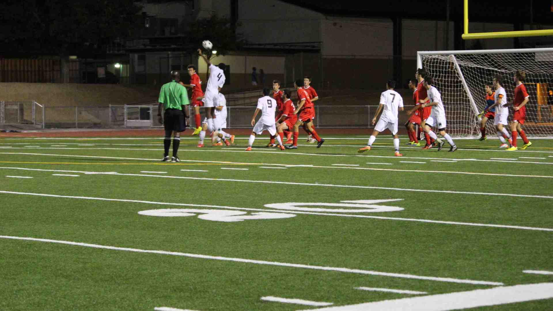 El Camino Soccer 1