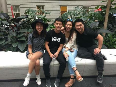 FRESHMAN FOCUS: Michael Wong attends embassy balls, appreciates welcoming environment at American University
