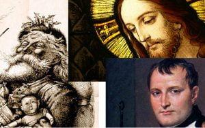 Père Noël, Jesus ou Napoléon nous sont connus et peuvent être considérés comme des archétypes.