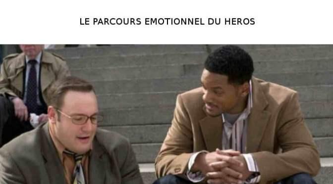 Le parcours émotionnel du héros
