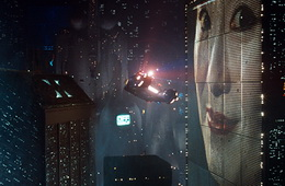 Skyline from Bladerunner