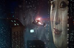 Skyline from Bladerunner