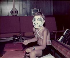 eric melin as peter criss 1978