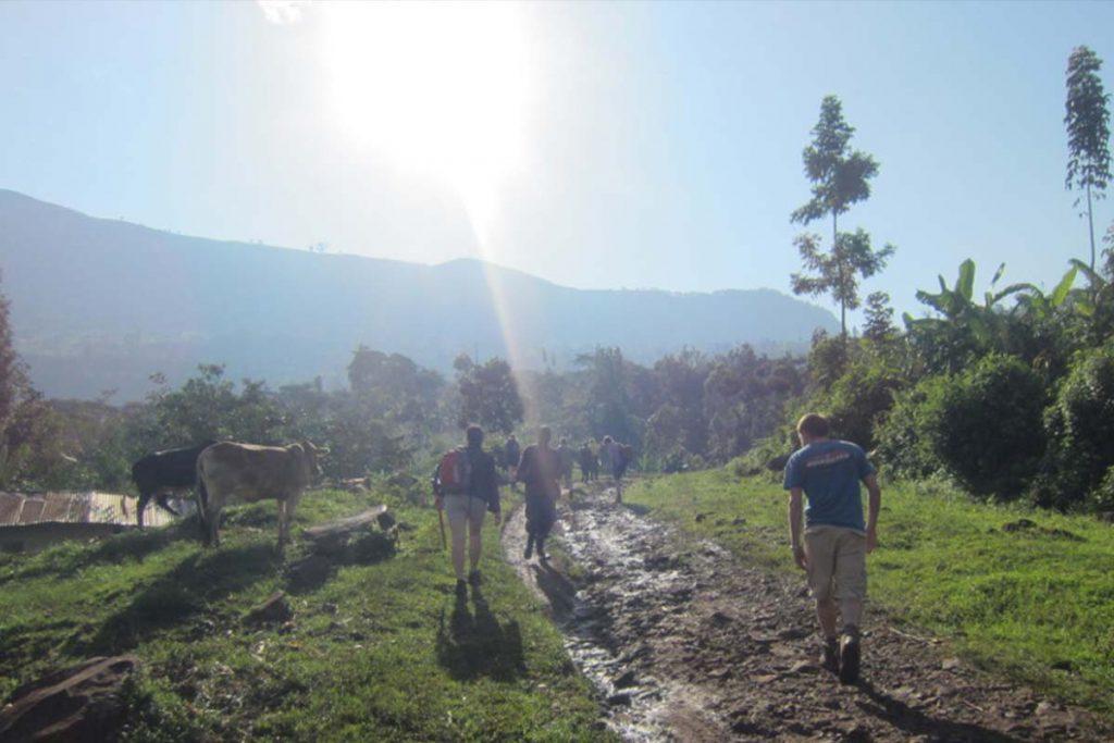 Mount Elgon Safari Hike