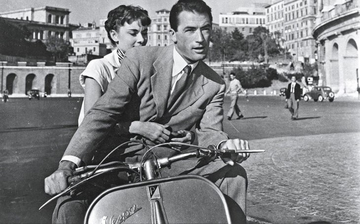 Roman Holiday, Travel Movies