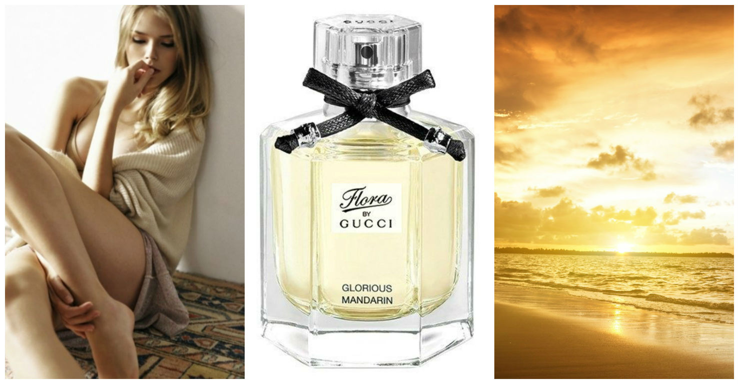 Perfume of the Day: Gucci Flora- Glorious Mandarin