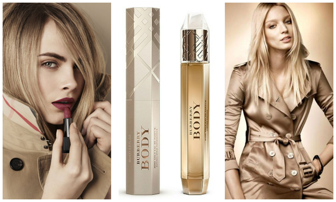Burberry Body Rose Gold perfume review