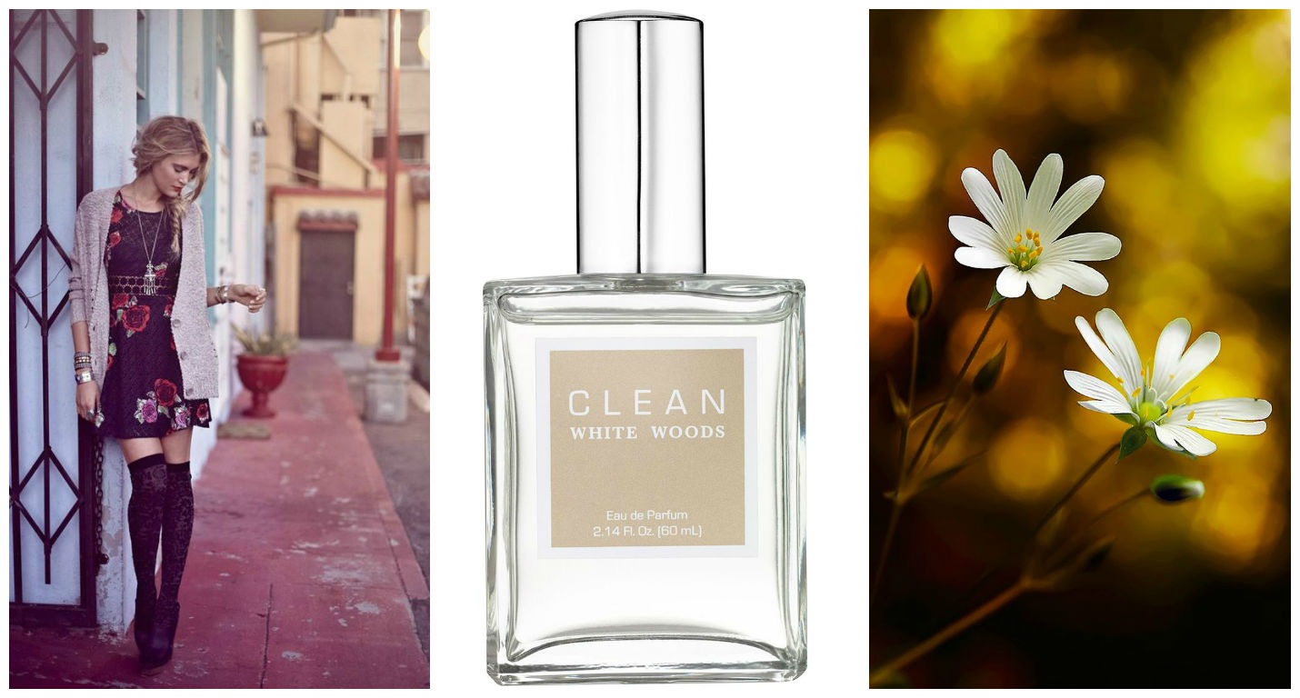 Perfume of the Day: White Woods by Clean