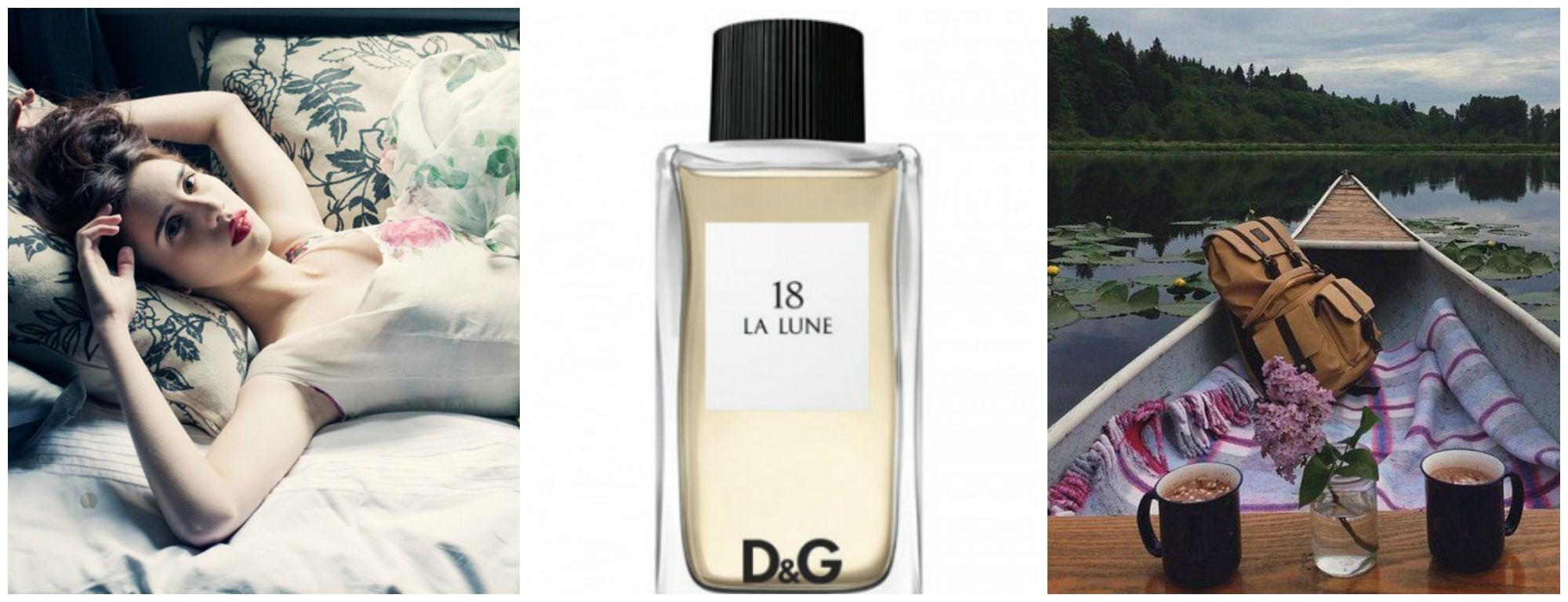 Dolce And Gabbana 18 La Lune Perfume Review