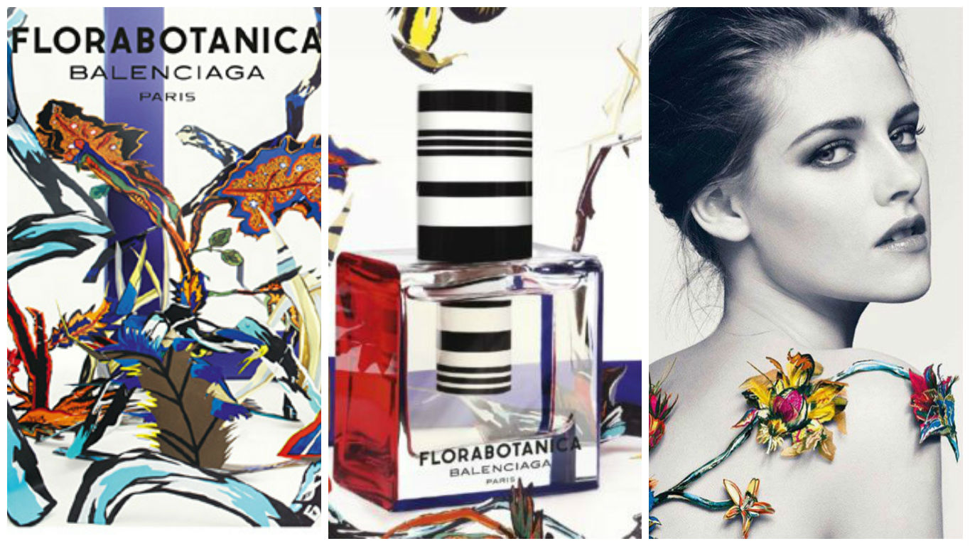Perfume of the Day: Florabotanica by Cristobal Balenciaga