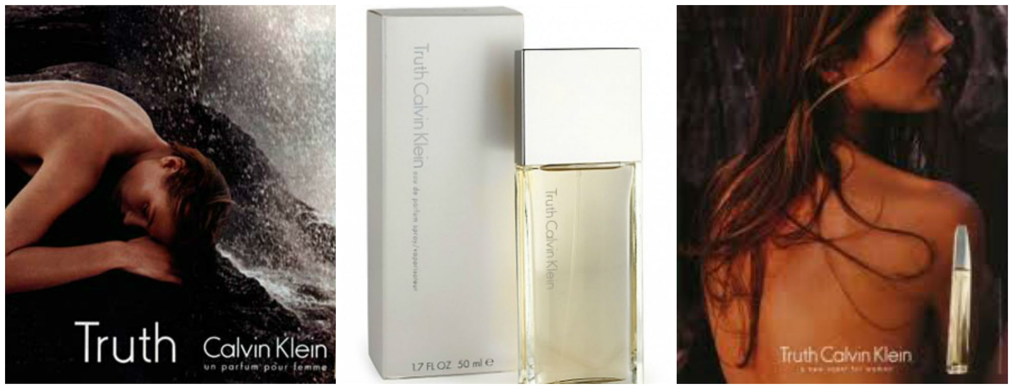 Truth Perfume For Women By Calvin Klein Review