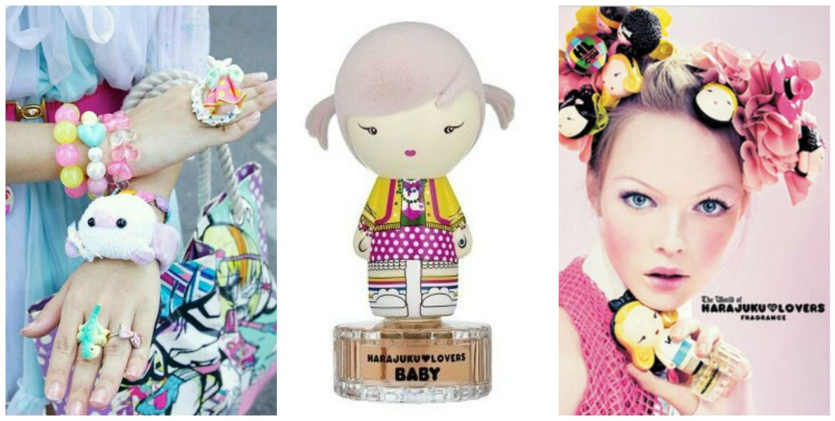 Wicked Style Baby Harajuku Lovers Perfume Review