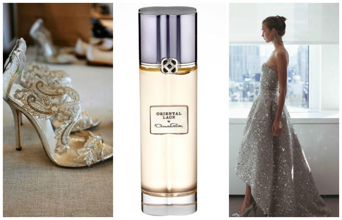 Perfume of the Day: Oriental Lace by Oscar De La Renta