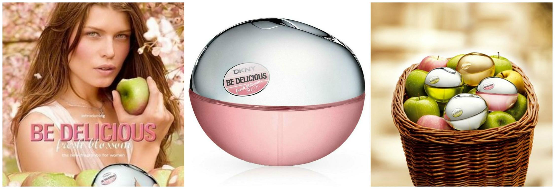 Donna Karan Be Delicious Fresh Blossom Perfume Review