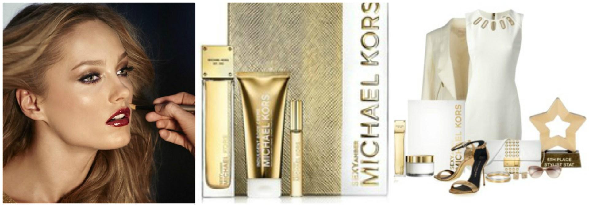Sexy Amber Michael Kors Perfume