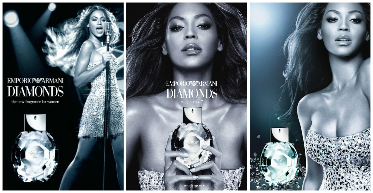 Perfume of the Day:  Emporio Armani Diamonds by Giorgio Armani