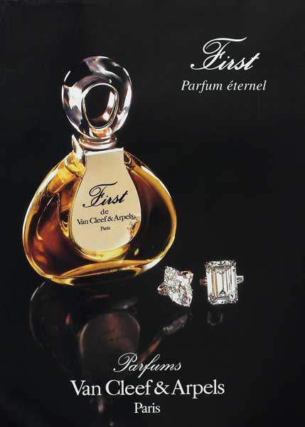 Van Cleef & Arpels First Perfume: Marriage of Beauty and Prowess