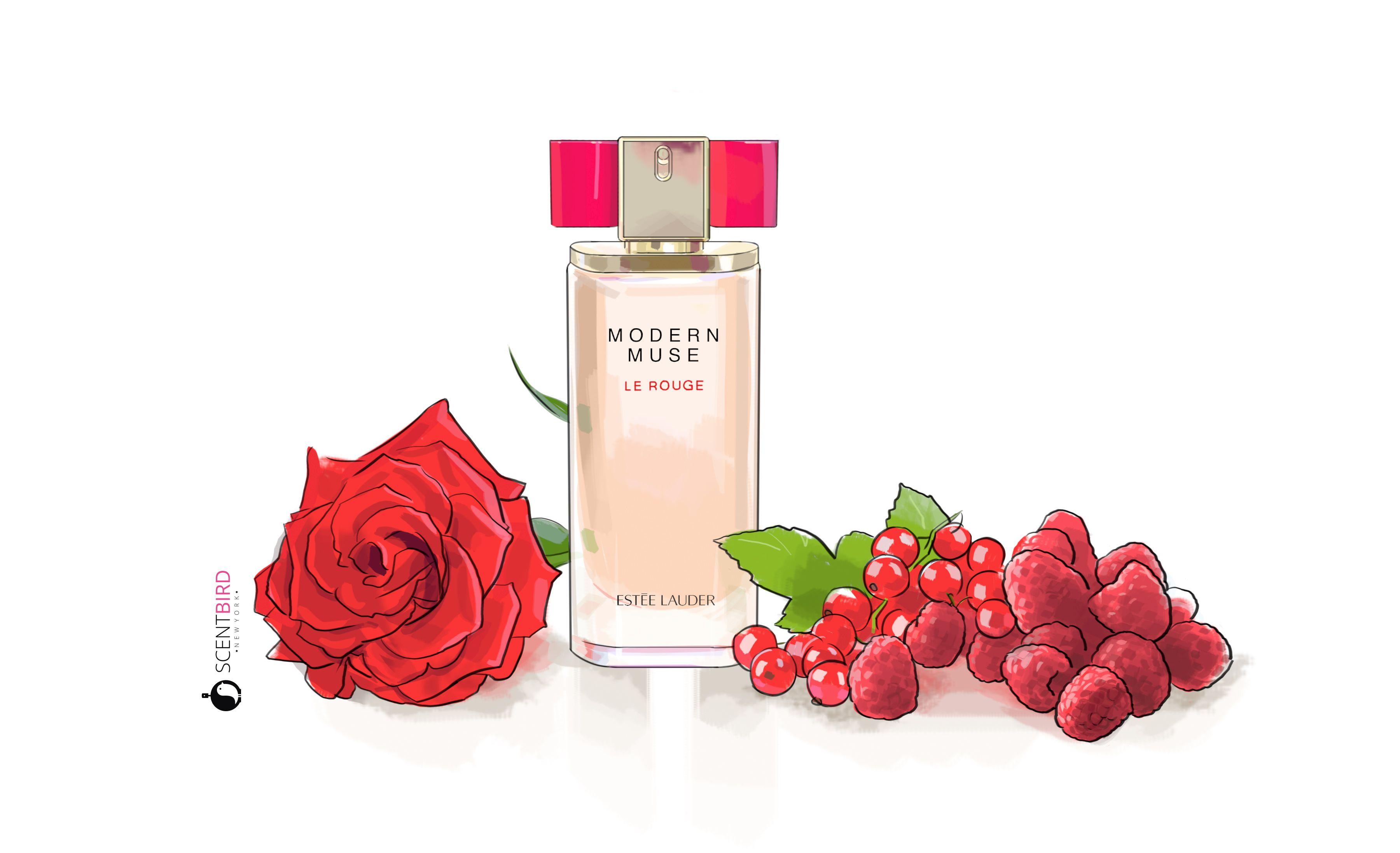 Thursday Scent Mood:  Modern Muse Le Rouge by Estée Lauder