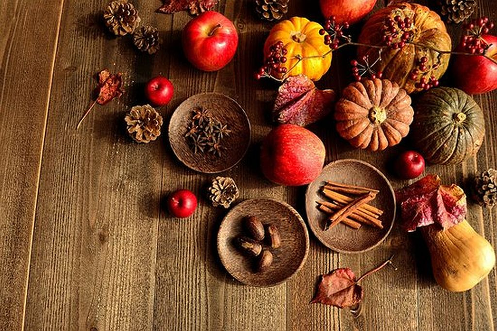 The Spicy Scents of Thanksgiving