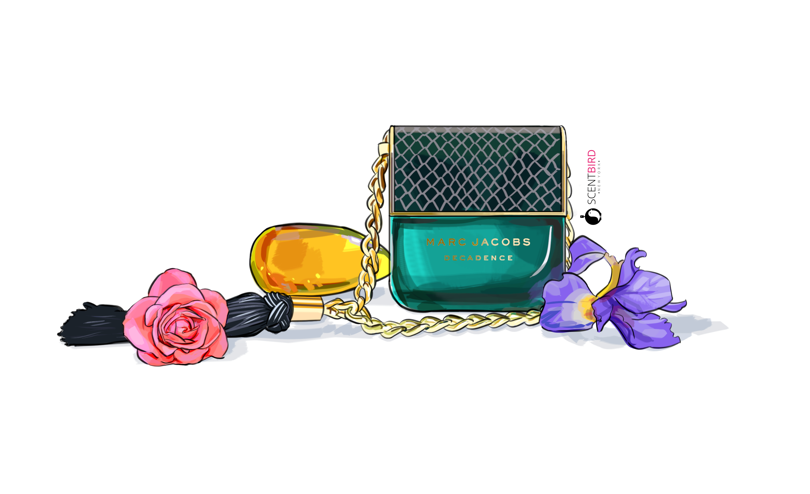 Monday Scent Mood: Decadence by Marc Jacobs