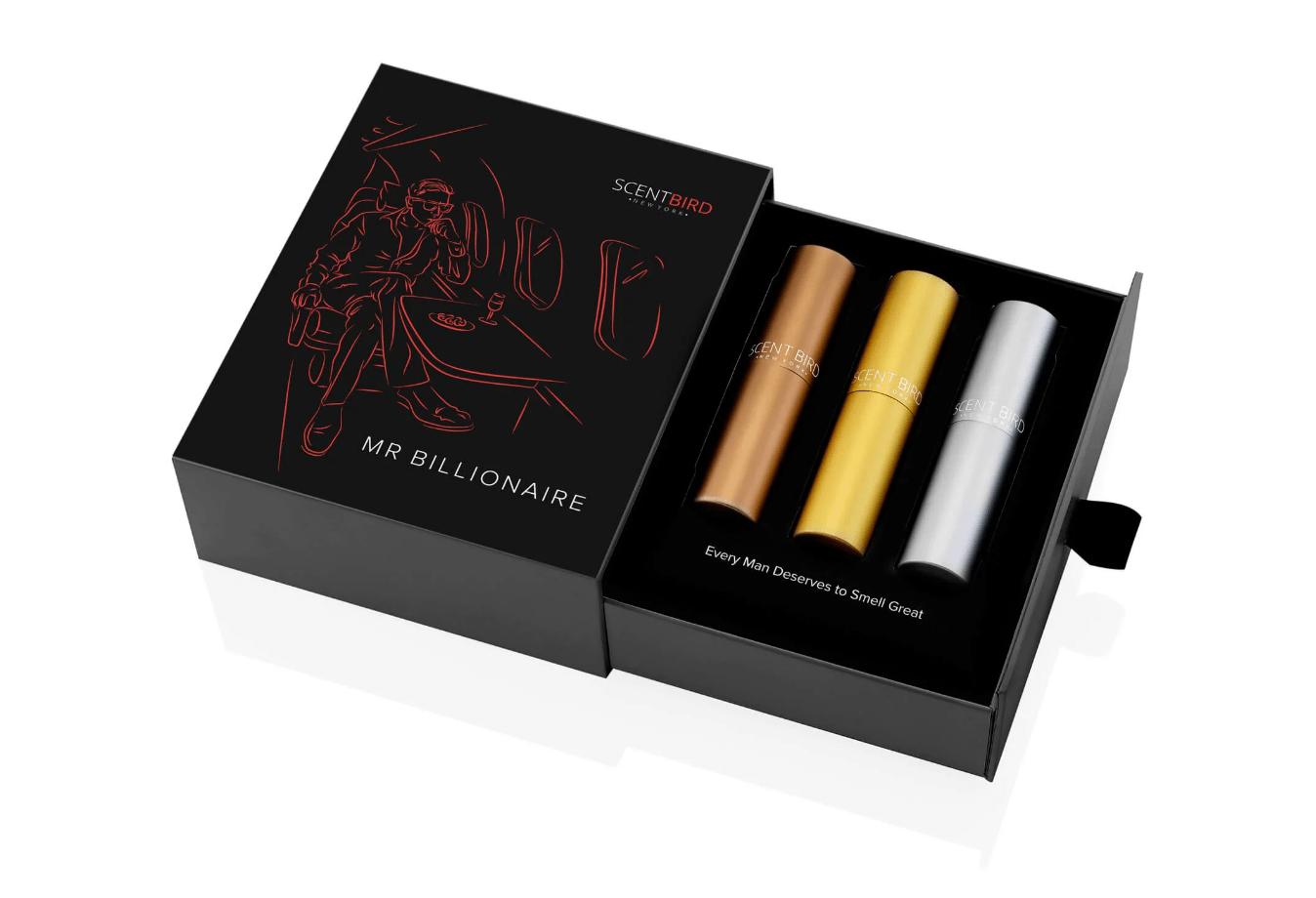 Mr Billionaire Cologne Gift Set