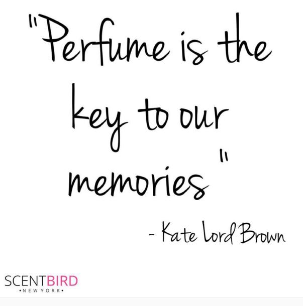 Perfume is…