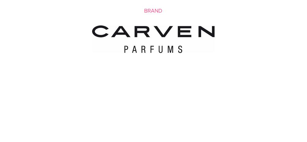 Dear Scentbirdies, we proudly present…Carven Parfums!