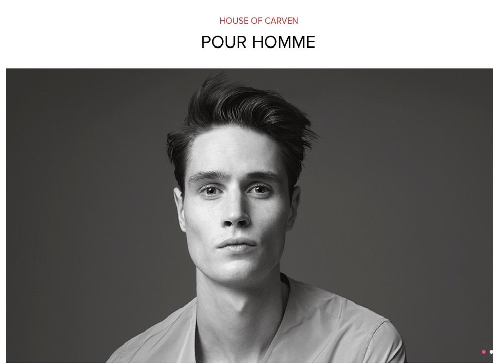 Carven Pour Homme by Carven Parfums: Debonair Elegance