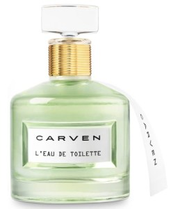 Carven L'Eau de Toilette by Carven Parfums