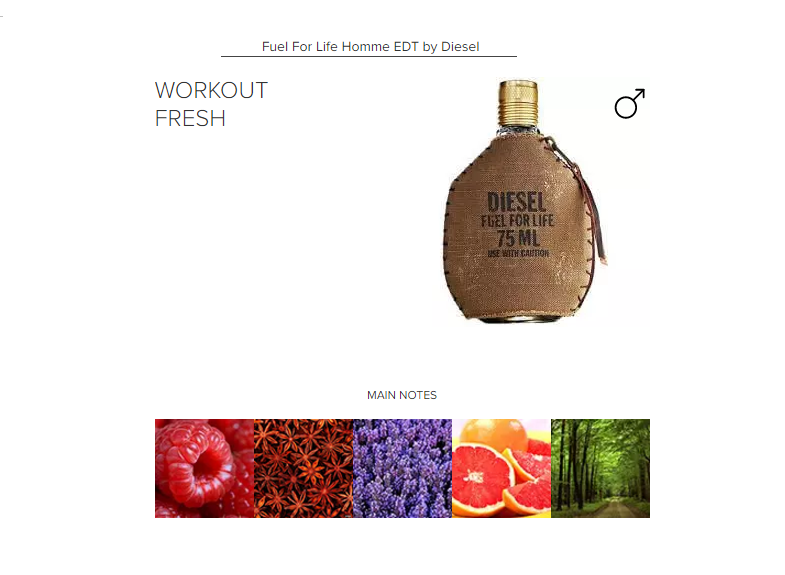 Fuel For Life Homme EDT by Diesel