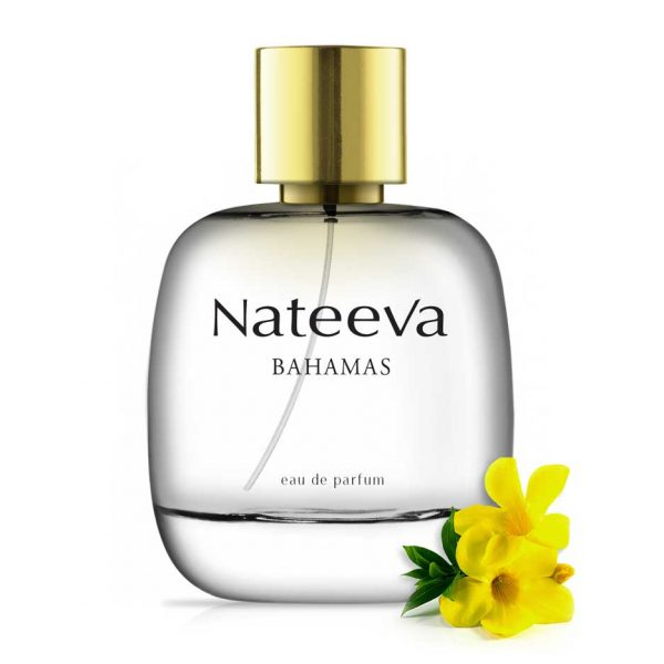 Got holidays on your mind? With Bahamas by Nateeva, get it on your skin too