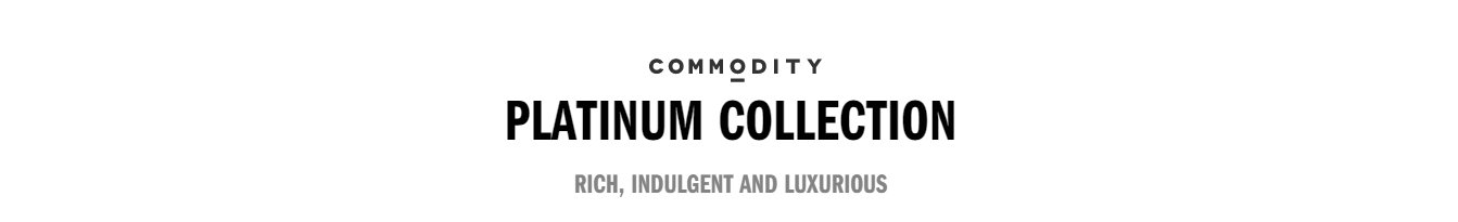 Commodity Platinum: Release the Story from the Bottle