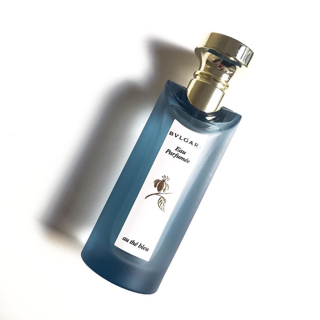 Make Monday Better With Eau Parfumee Au The Bleu