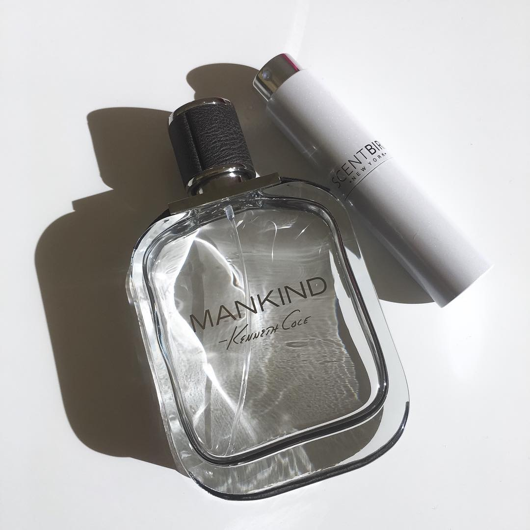 Smell Good, Feel Good With Mankind by Kenneth Cole