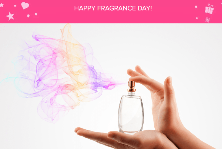Happy fragrance day