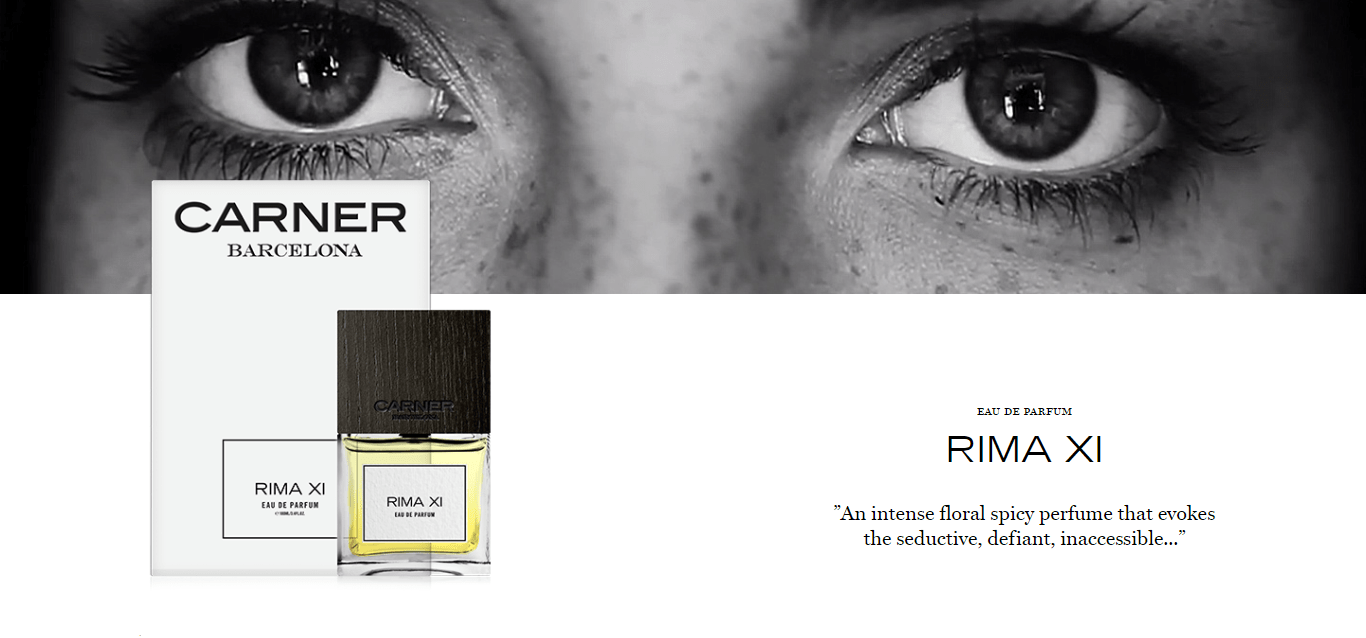 Thursday Scent Mode: Rima XI by Carner Barcelona