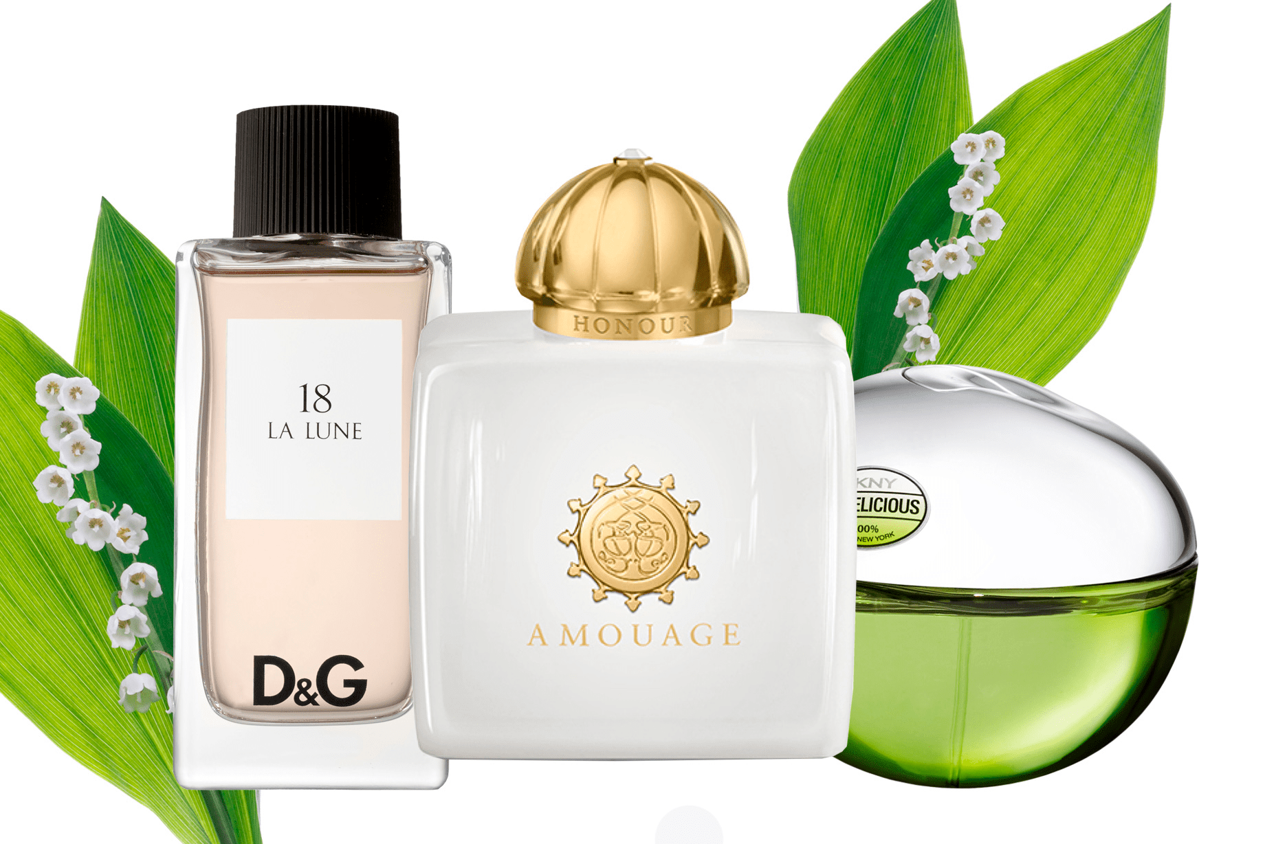 The Best Lily Of The Valley Perfumes Sporty White Florals Or