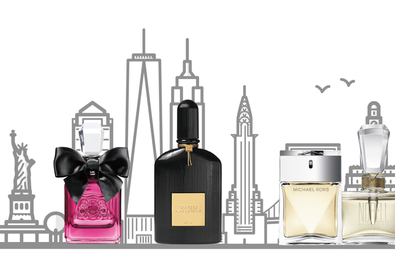 New York Scents And The City