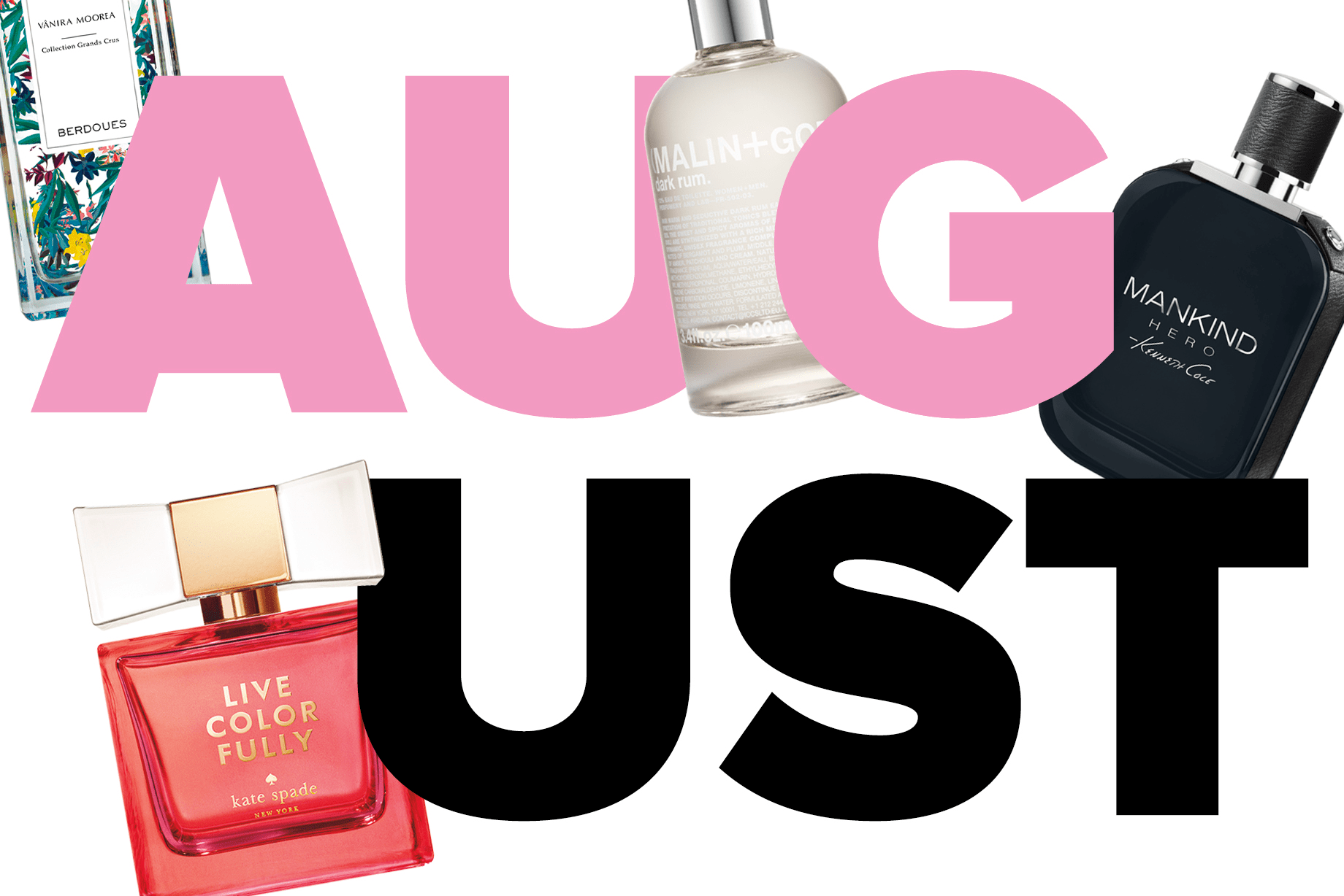 Born in August: Personality Traits and Perfume Match