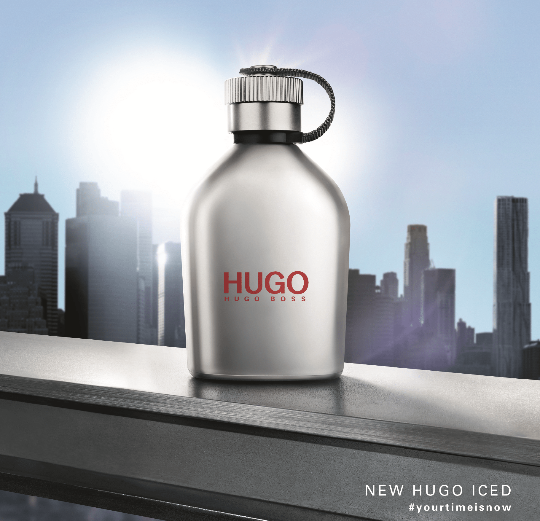 Cologne of the Month: HUGO ICED by HUGO BOSS